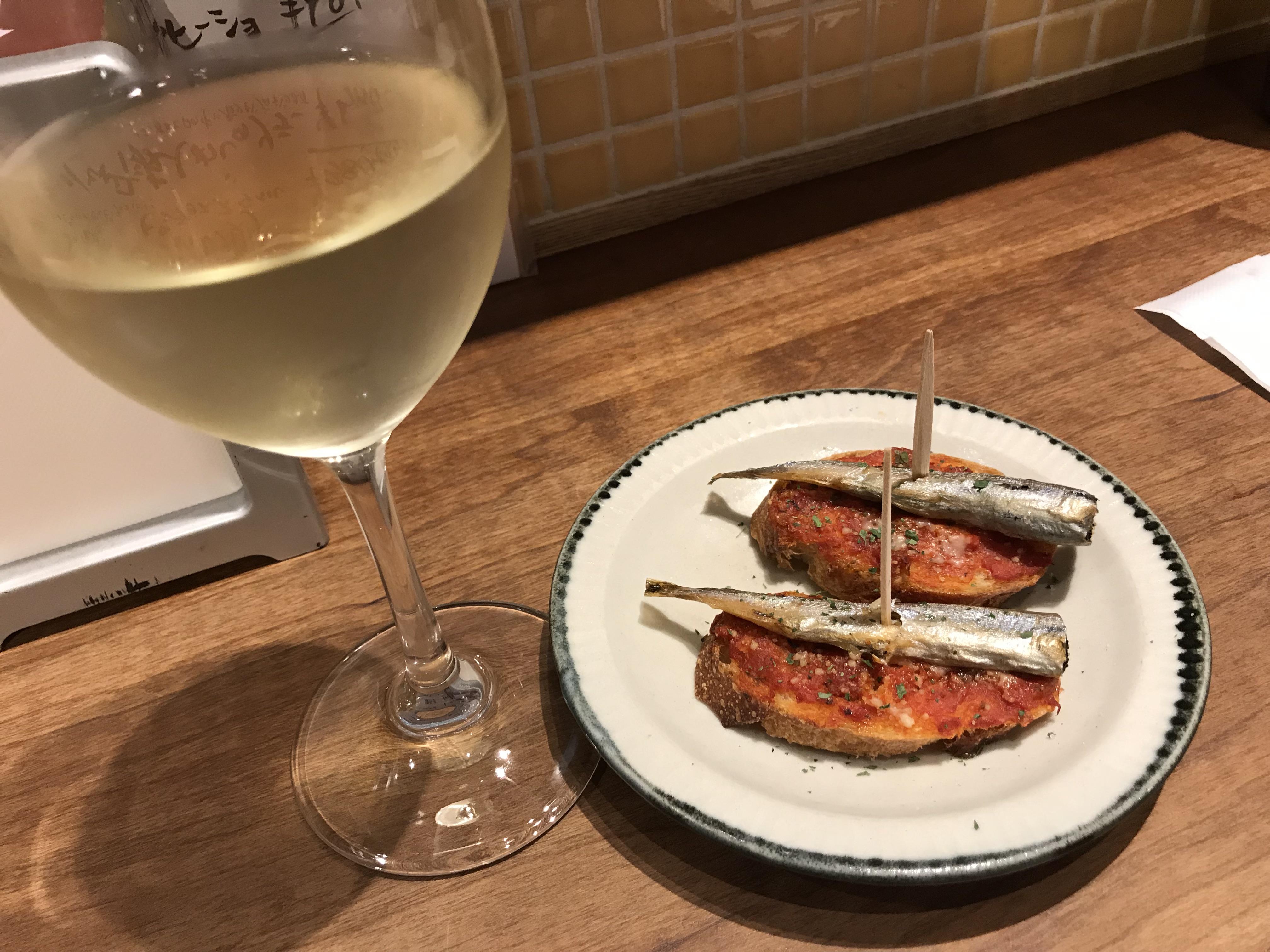 gyokuro-wine&pincho