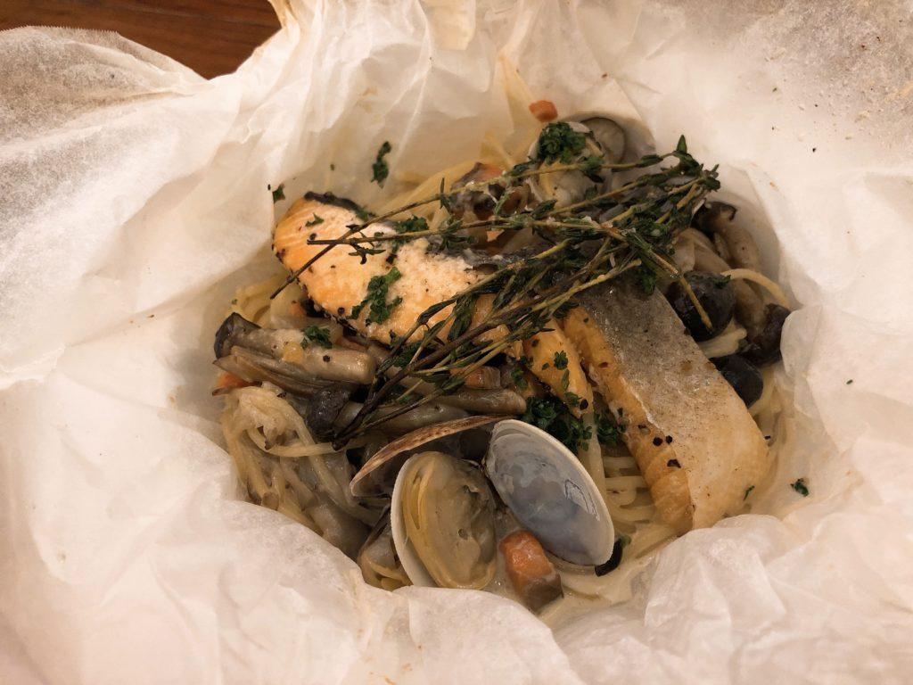 salmonbear-pasta