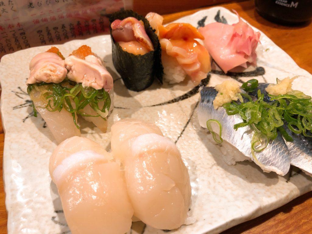 nakamise-sushi